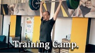 Weightlifting Training Camp. ( May , 2018)/S.BONDARENKO(Weightlifting & CrossFit)