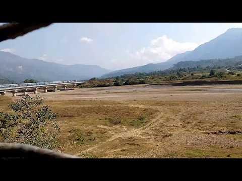 Silchar to guwahati train 001