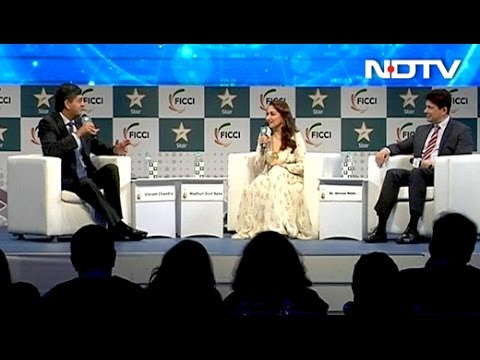 In Conversation With Madhuri Dixit