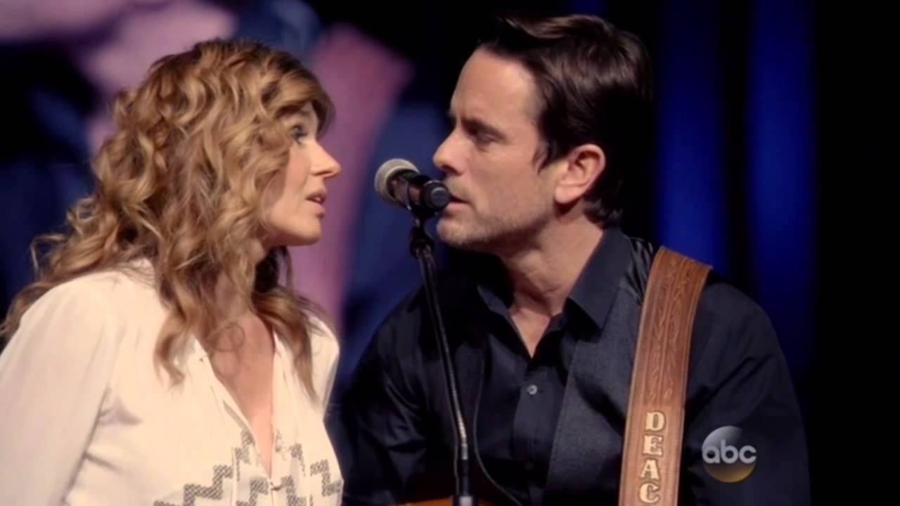 Nashville 3x15 Rayna And Deacon A Love At Last Connie Britton Charles Esten Youtube