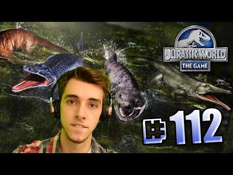 Amphibians assemble!    Jurassic World - The Game - Ep 112 HD