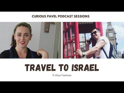 PODCAST 019: Travel to Israel ft Aliya | What is Shakshuka