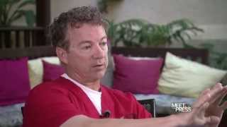 Rand Paul Interview on Donald Trump, Immigration, and Recent Polls |