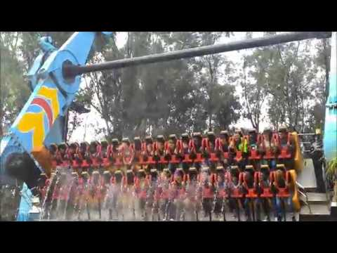 Gold Reef City >> Miners Revenge Gold Reef City - YouTube