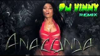 Nicki minaj Anaconda Remix