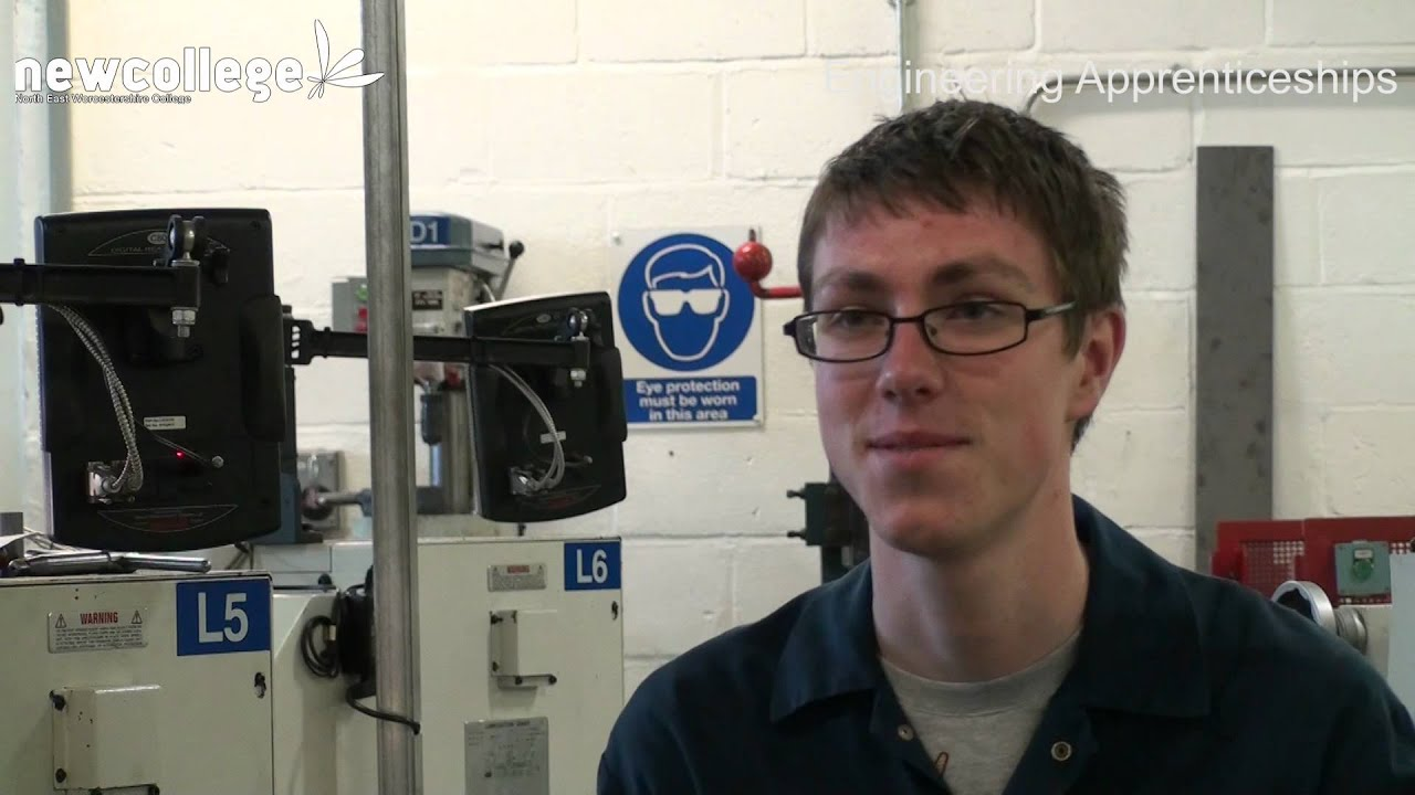 Engineering Apprenticeships - YouTube