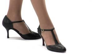 Salsa Nivel 1 Paso básico mujer (6/15) - Academia de Baile