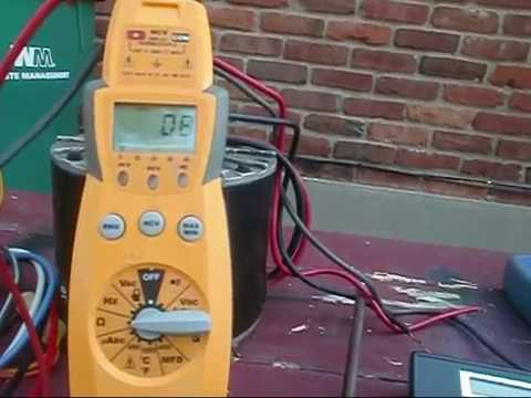 hvac how to test a furnace blower motor youtube