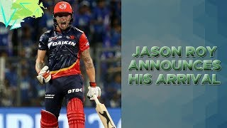 Jason Roy takes DD to the first victory
