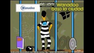 ¿COMO JUGAR WANADOO BAJO LA CIUDAD? vídeo demostración