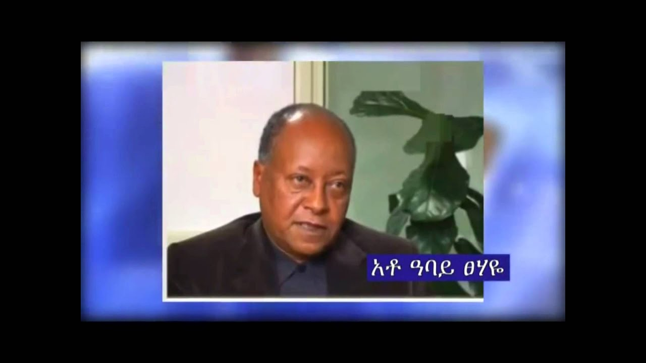 Allegedly leaked TPLF meeting Credit BBN - YouTube