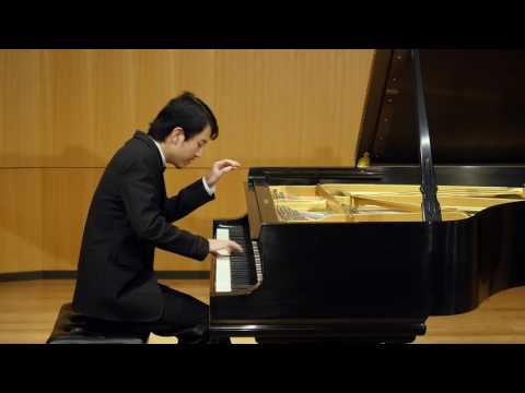 Piano Sonata No. 1 in C Major K279, 1st Movement by W. Mozart