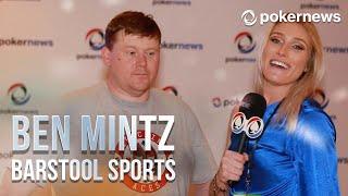 Barstool Sports' Ben Mintz Coming Back To Live Poker