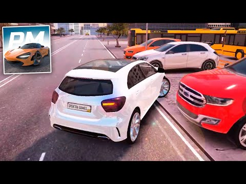 Real Car Parking Master: Multiplayer Car Game - Ultra Graphics - Android Gameplay