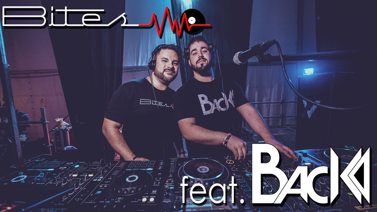 Bites feat.  Back Dj @ Fiestas de Villaviciosa 2019