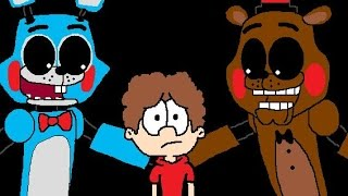 five nights at freddy s 2 survive the night animation cringe