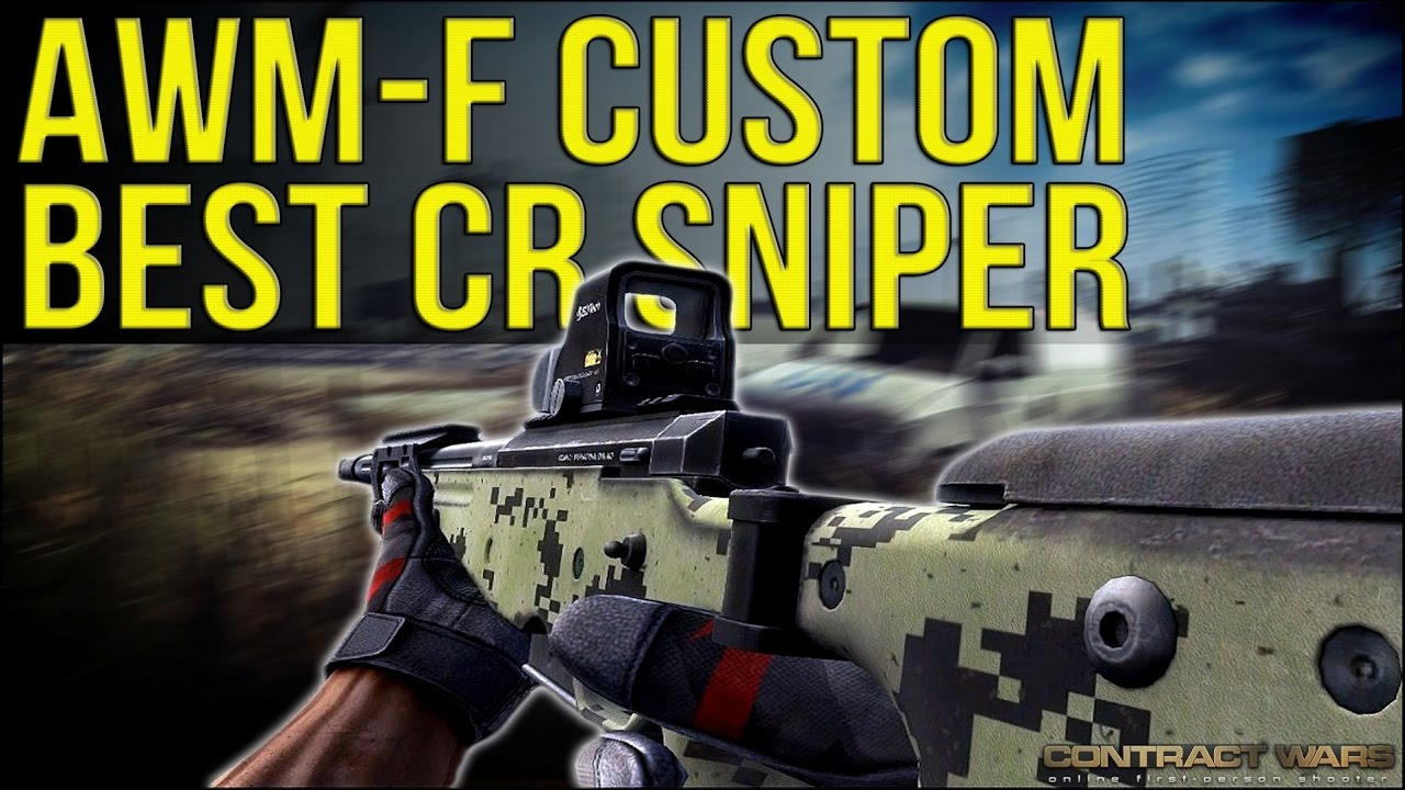 Contract Wars Awm F Custom Epic Gameplay Happy New Year