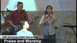 Ku Nyanyi Haleluya - Praise & Worship GBI Keluarga Allah Semarang Mp3