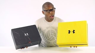 UNBOXING: LIMITED Double SNEAKER Package From Steph Curry and Under Armour