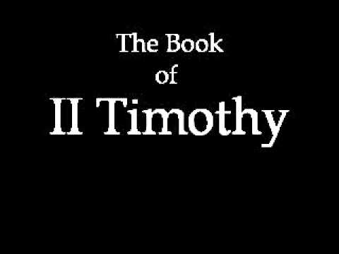 The Book of Second Timothy (KJV)