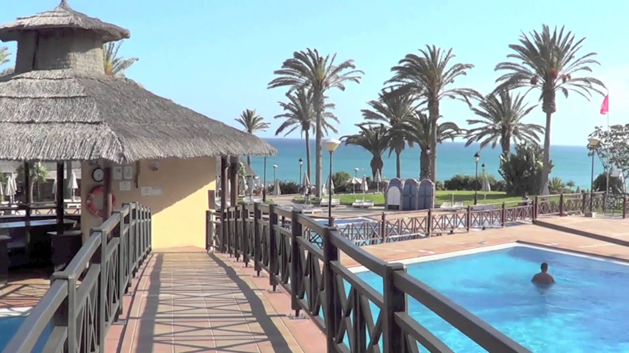 Hotel Sbh Costa Calma Beach Resort Fuerteventura Youtube