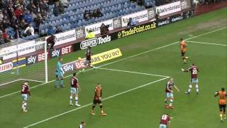 FOOTBALL LEAGUE HIGHLIGHTS | Burnley v Hull City