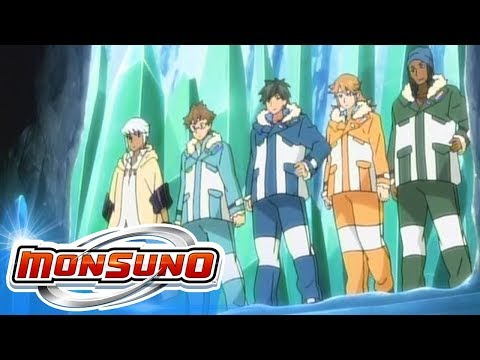 Monsuno | The 5 Hands of Destiny