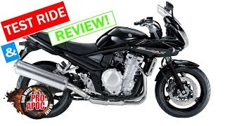 Video Would you buy a Suzuki Bandit 1250S? Ride and Review download MP3, 3GP, MP4, WEBM, AVI, FLV September 2018
