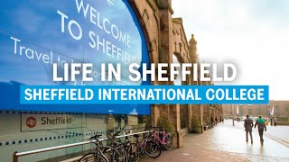 Life in Sheffield | Victor from Hong Kong