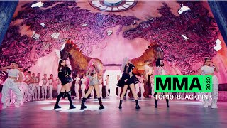 [MMA2020] TOP10 소개 영상 - BLACKP…