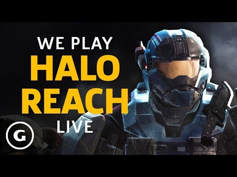Halo Reach Is On PC Now | GameSpot Live