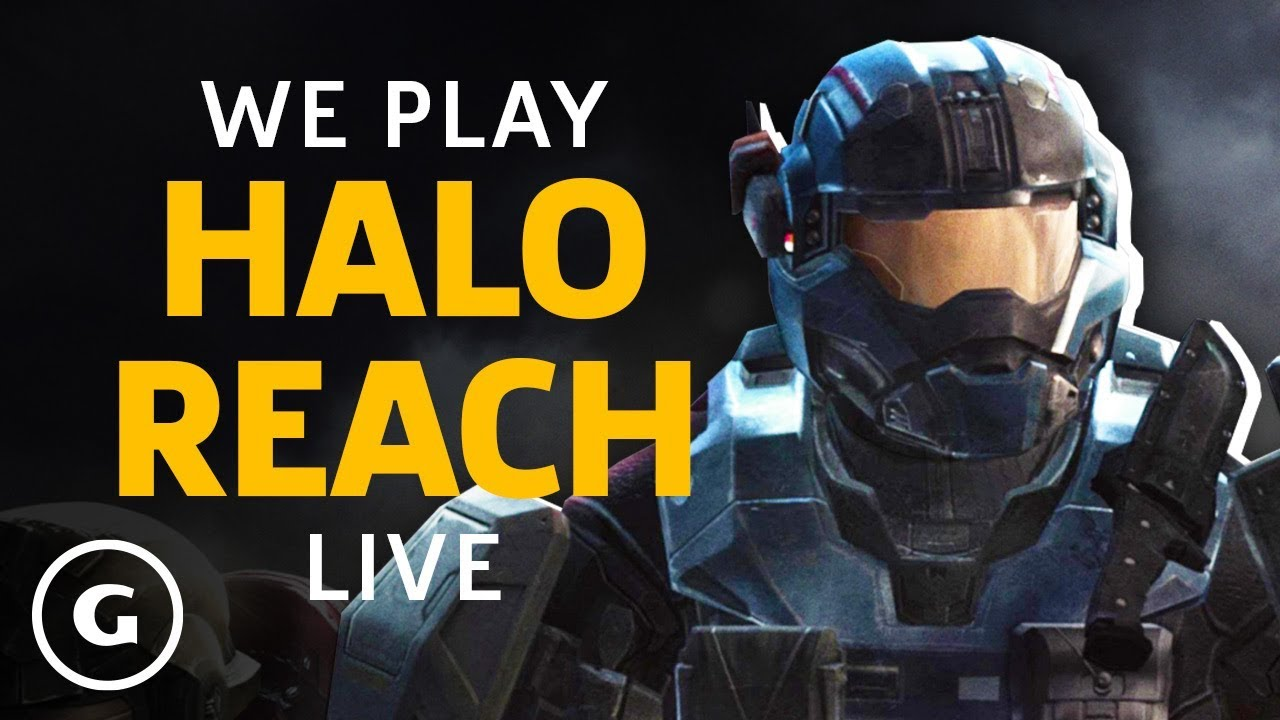 One of the best Halo games ever, Halo: Reach, is now available on PC