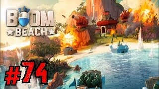 Boom Beach HQ12: Raiding More Resources for Med Kit & Landing Craft Upgrades | Let