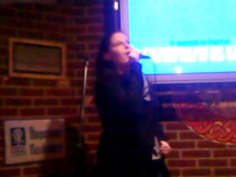Holding out for a hero - Karaoke