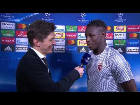 Benjamin Mendy po meczu Monaco - Manchester City    Wywiad    Liga Mistrzów