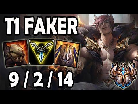 Faker SETT vs