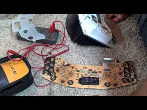 Chevy Dash Cluster Repair