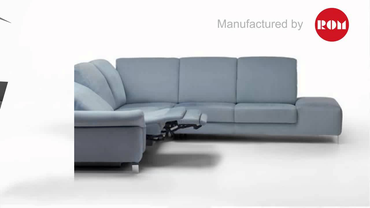 Rom furniture helena collection sofas sectional sofas for Sectional sofa new york