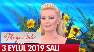 Müge Anlı ile Tatlı Sert 3 Eylül 2019 - Tek Parça
