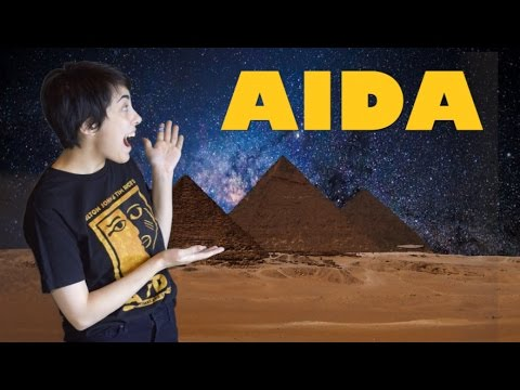 Musical of the Month: AIDA!