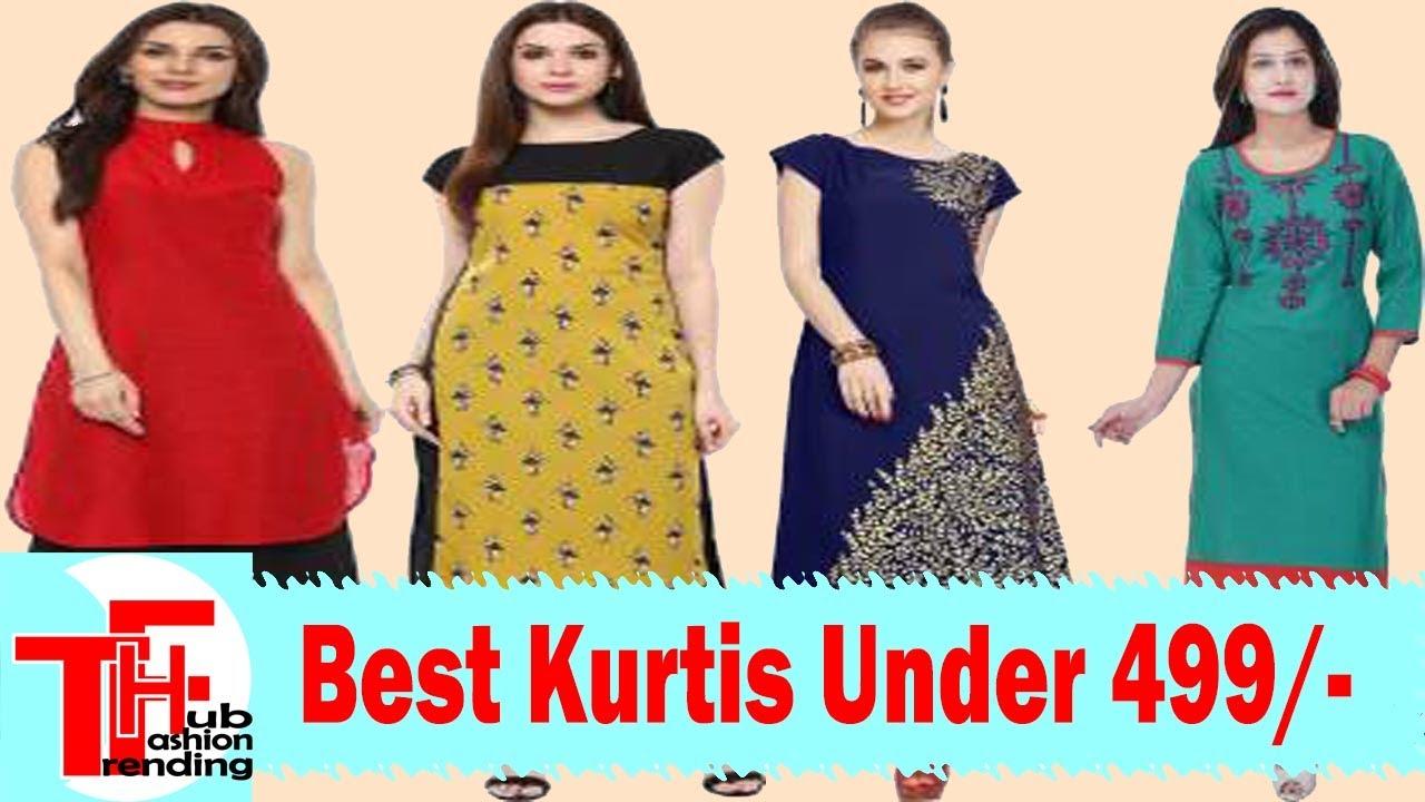 Indian Kurtis Online || Flipkart Kurtis || Lowest Price ...