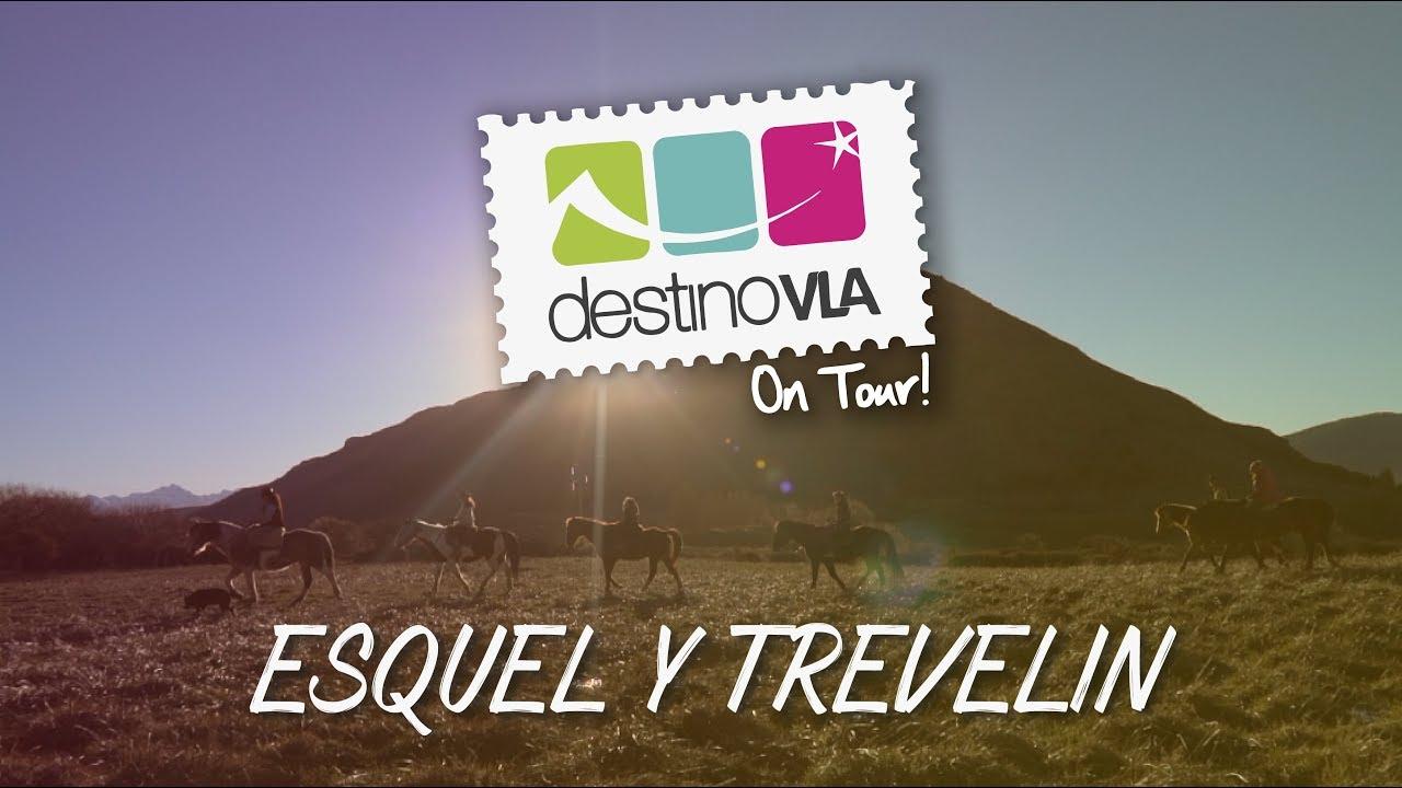 ESQUEL y TREVELIN - Chubut - La TROCHITA y Parque Nacional LOS ALERCES
