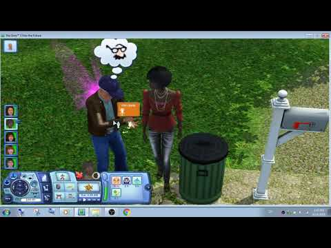 online dating på Sims 3