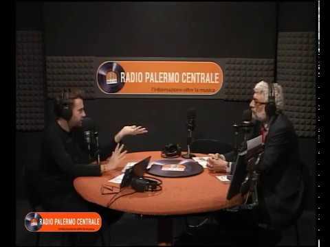 Ciro Lomonte a Radio Palermo Centrale (13/04/2017)