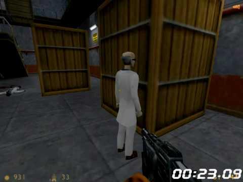 Half-Life 1 in 60 Seconds