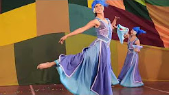 Ballet Ecuatoriano de Cámara, 28 de julio Teatro Nacional, aniversario 38