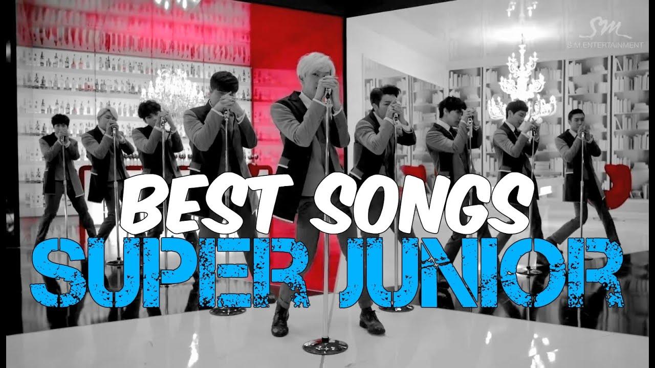 Best Super Junior Songs - Top Ten List - TheTopTens®