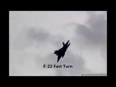 Why is F-22 much more agile than Su-35BM !! MUST SEE