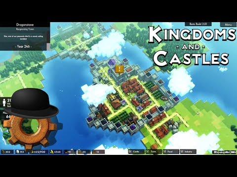 Kingdoms And Castles Ep#15: The Road West