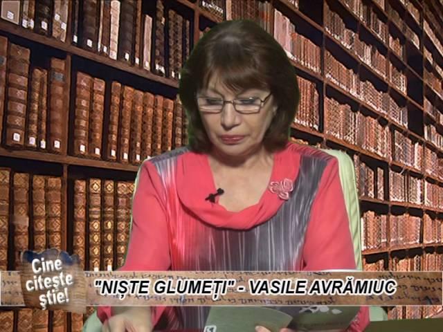 CINE CITESTE STIE 10 IULIE 2016 cu Carmen Pasat - NISTE GLUMEȚI - VASILE AVRAMIUC